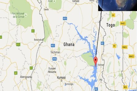 map of accra ghana africa » Full HD Pictures [4K Ultra] | Full ...