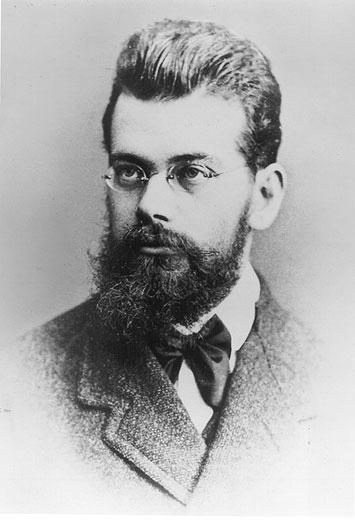 Ludwig Boltzmann (18441906) in 1875 Credit: American