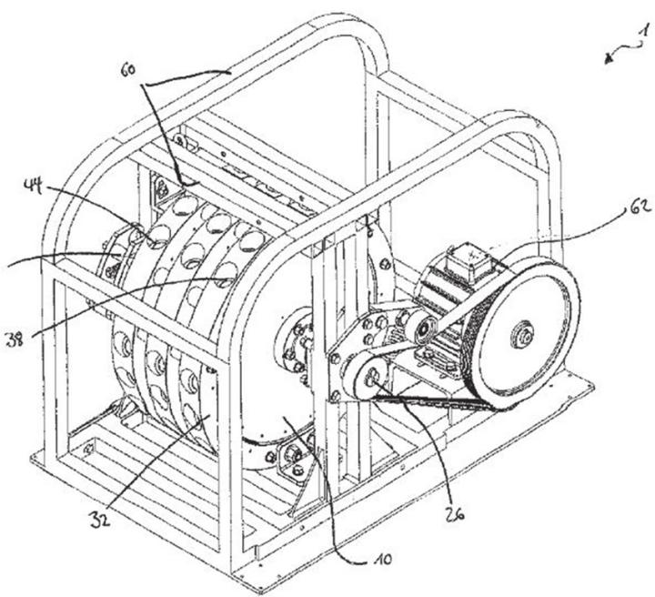 c0db926ae68 Ilration Of A Perendev Motor Scientific Diagram