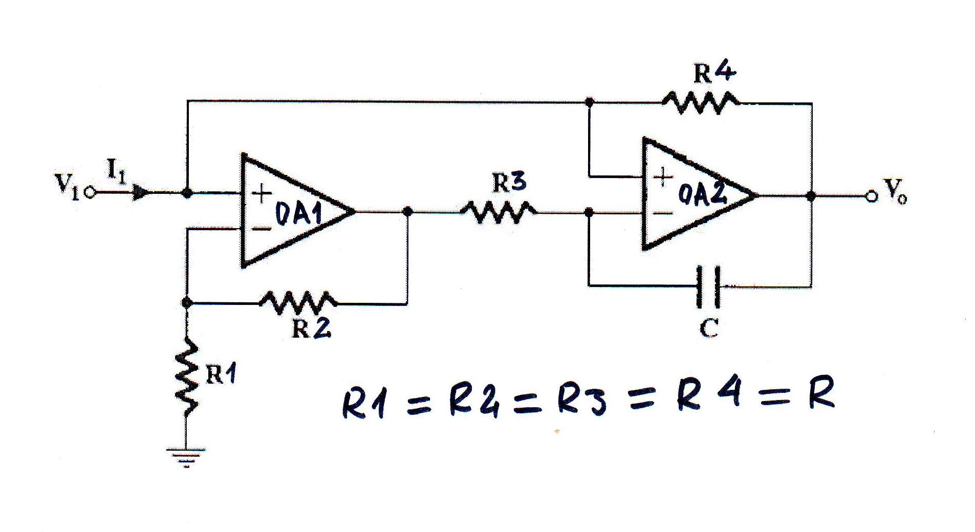How Can We Explain Antoniou S Gic Circuit