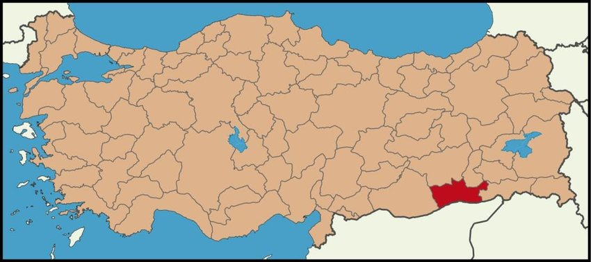 Image result for mardine map