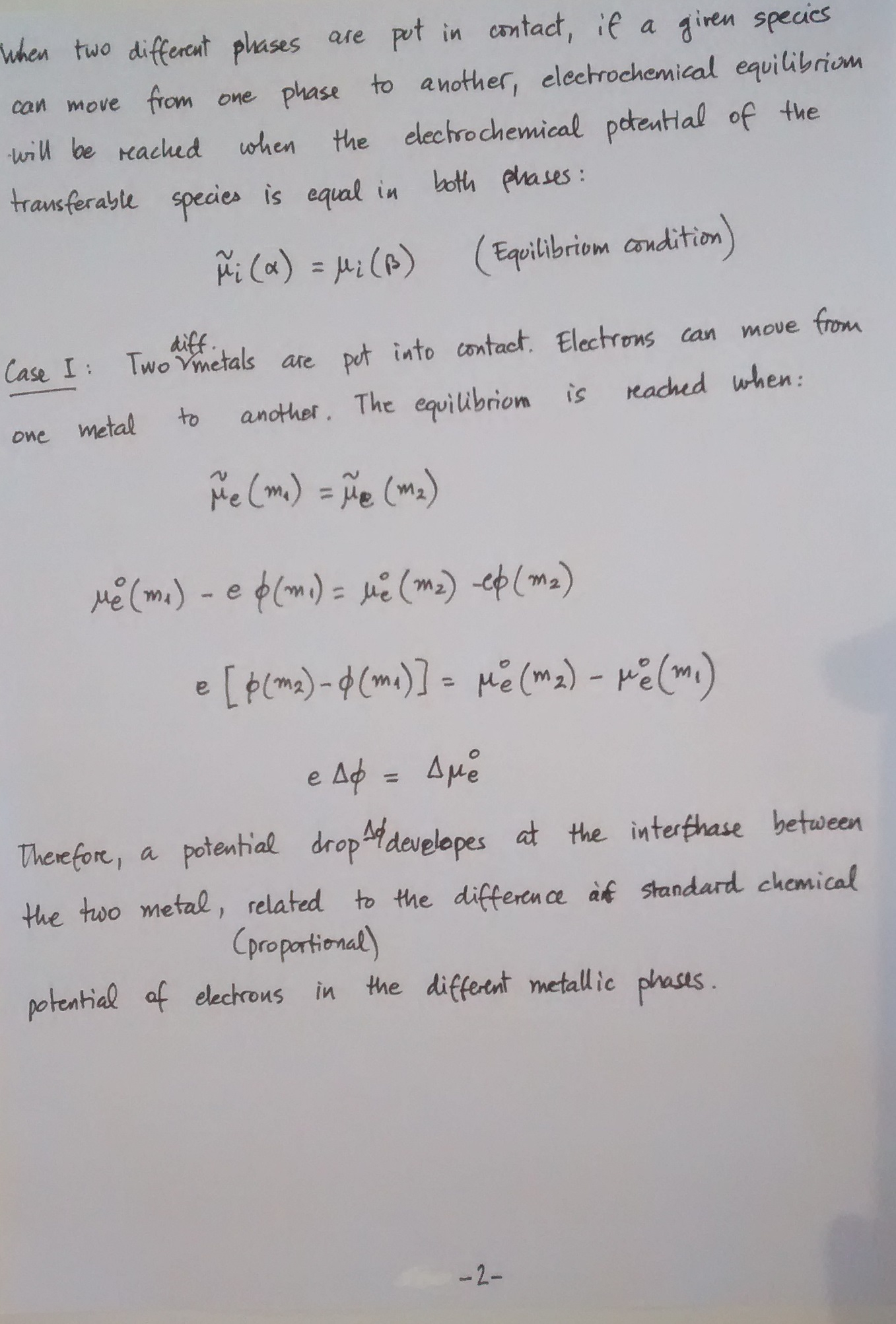 What Do You Understand By The Signs On The Electrode Potentials As Used In Electrochemistry