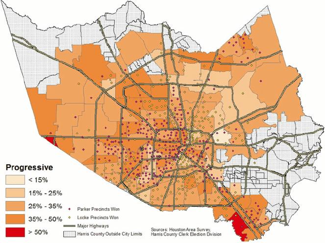 City Limits Houston Etj Map