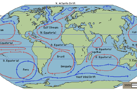World map of major ocean currents 4k pictures 4k pictures full ocean circulation figure major ocean currents click map to enlarge world map major ocean currents oceans and weather systems texas gateway where can i find gumiabroncs Choice Image