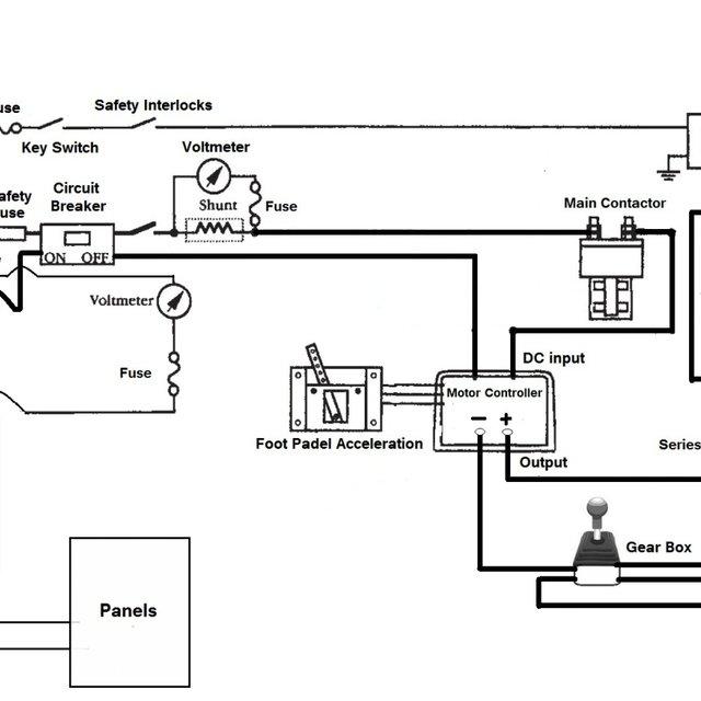 solar car wiring diagram  warmup underfloor heating