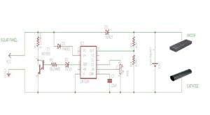 Circuit diagram of the Impressed Current Cathodic Protection System   Download Scientific Diagram