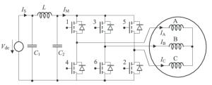 Circuit diagram of the BLDC motor | Download Scientific