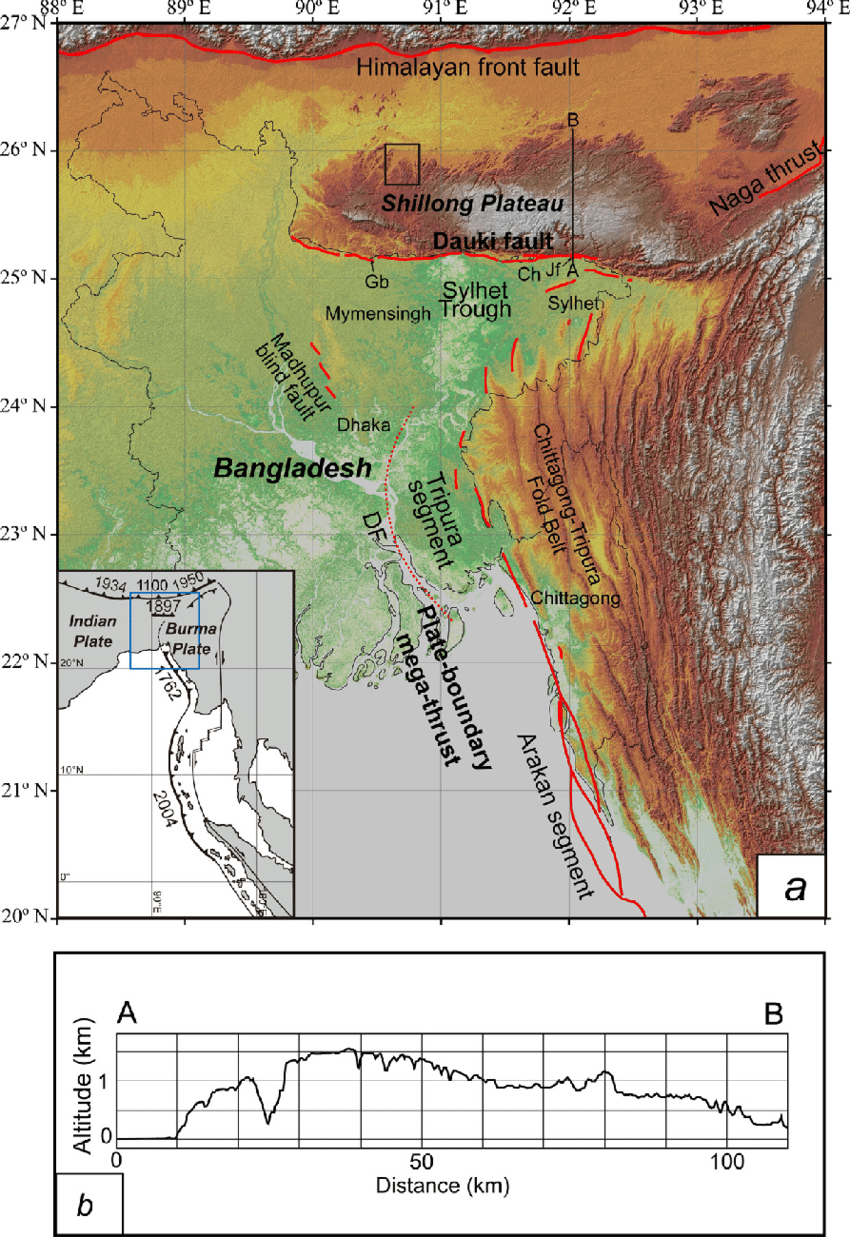Image result for Earthquake Bangladesh