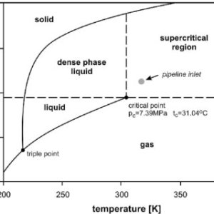 A phase diagram for CO2 | Download Scientific Diagram