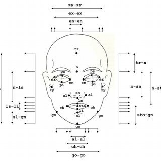 Craniofacial Anthropometry Practical Measurement Of The Head John C Kolar