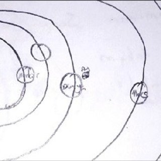 Images Of Solar System Drawing