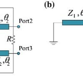 (PDF) A novel miniaturized Wilkinson power divider with n th harmonic suppression