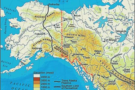 map of alaska pipeline » Full HD Pictures [4K Ultra]   Full Wallpapers