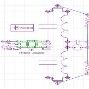 Schematic diagram 1 of NMOS based reflective type phase shifter | Download Scientific Diagram