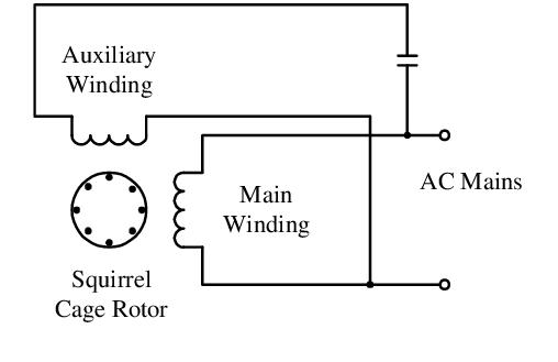 capacitorrun single phase induction motor  download