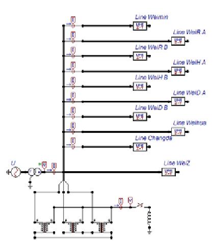 substation simulation wiring diagram  download scientific
