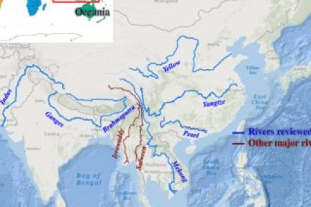 east asia map with rivers » [HD Images] Wallpaper For Downloads ...
