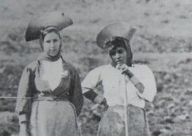 Unknown Portuguese Laborers, Kilauea Sugar Plantation