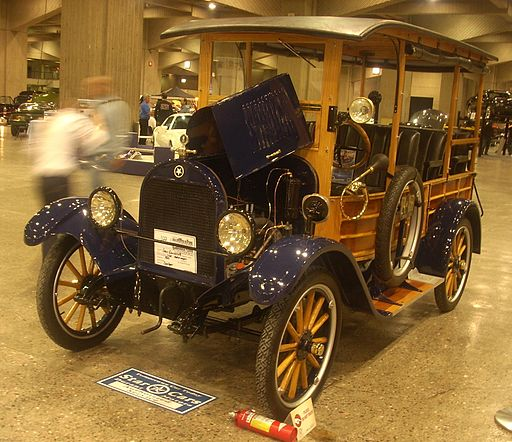 This Star car came out in 1923