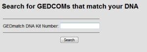Some of your GEDMatch matches have uploaded their GEDCOM files