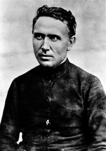Father Damien, ca 1874
