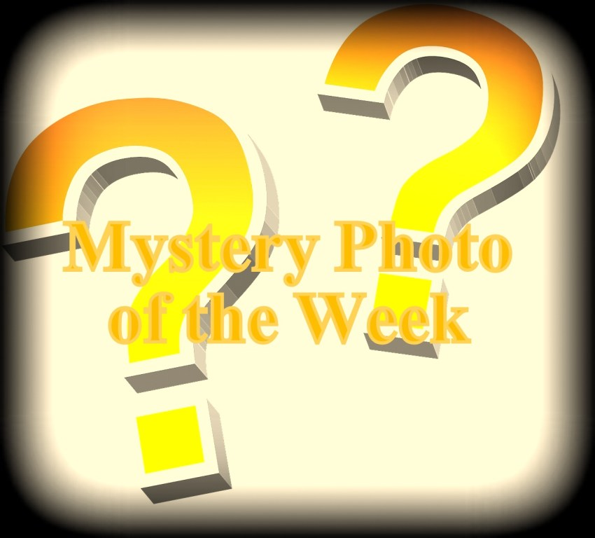 Mystery photo of the week is a regular feature on the Research Journal Genealogy Blog