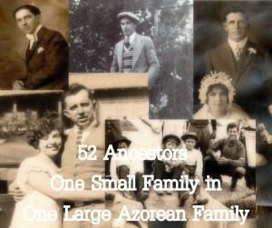 My large Azorean family, the Pacheco's
