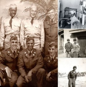 History unfolds in my dads army photos