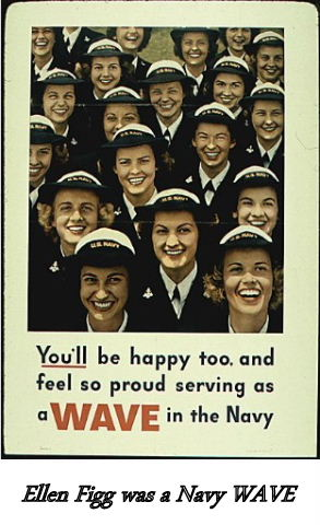 Recovering Ellen Figg's Photo and History with the Navy WAVES