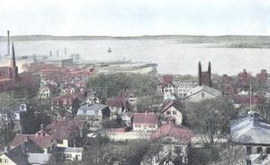 Fall River, MA, 1905