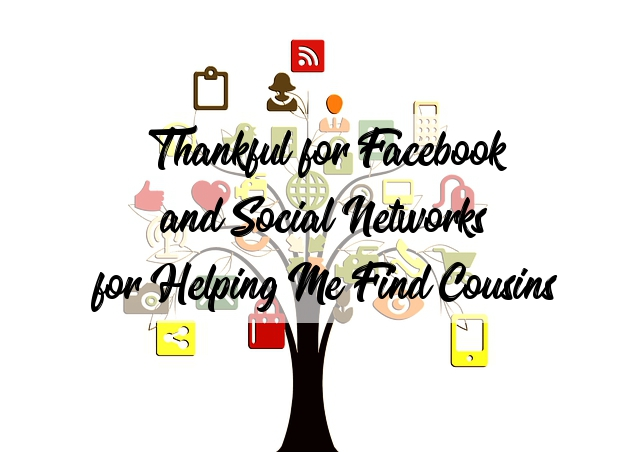 thankful facebook genealogy