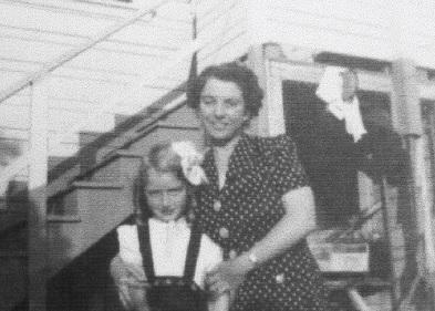 family oakland 1940s