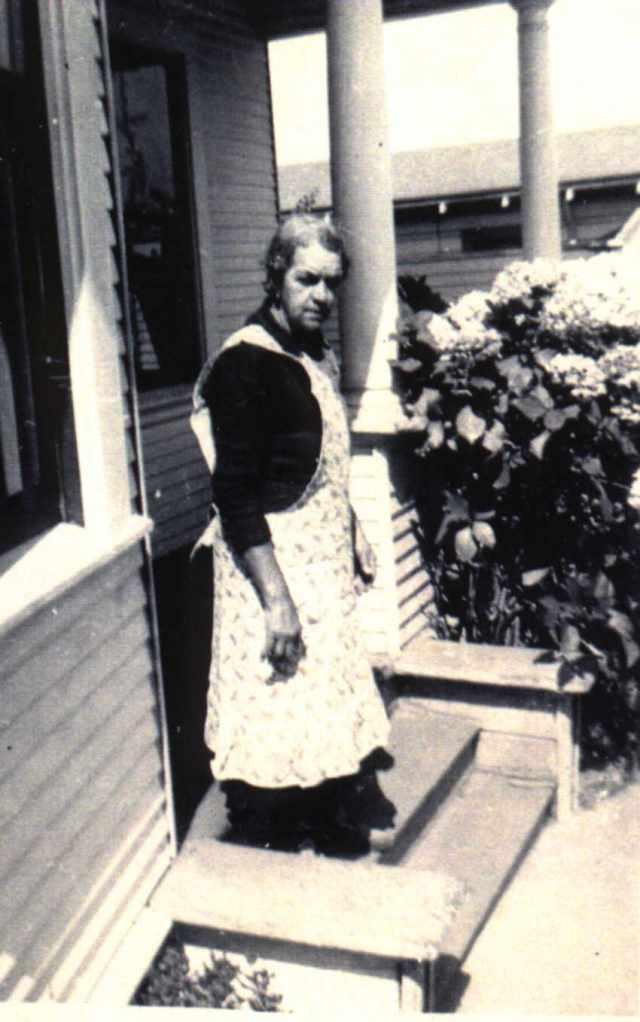 Marie Grace Braga Bonita worked for the WPA