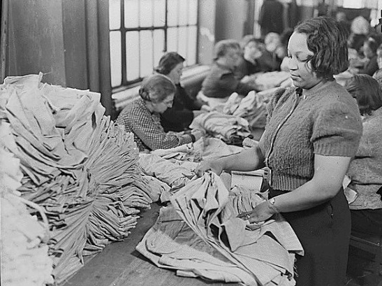 women work for the wpa new york