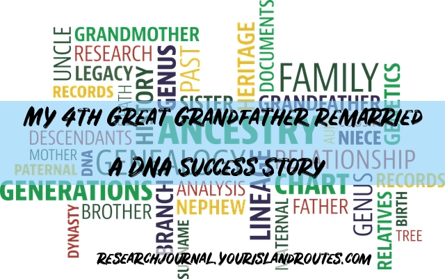 dna success story family tree