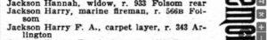 1901 san francisco city directory jackson