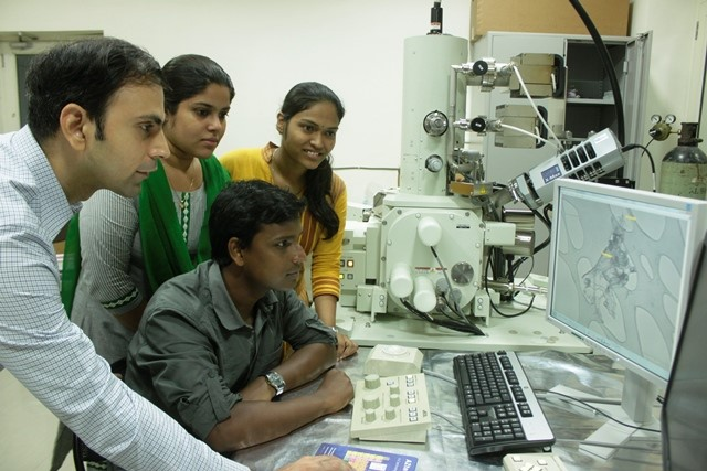 Research team of IIT Gandhinagar