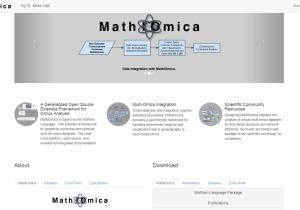 MathIOmica
