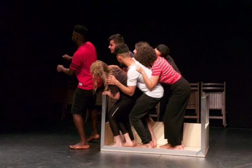 Altern' Théâtre: jeunes migrants