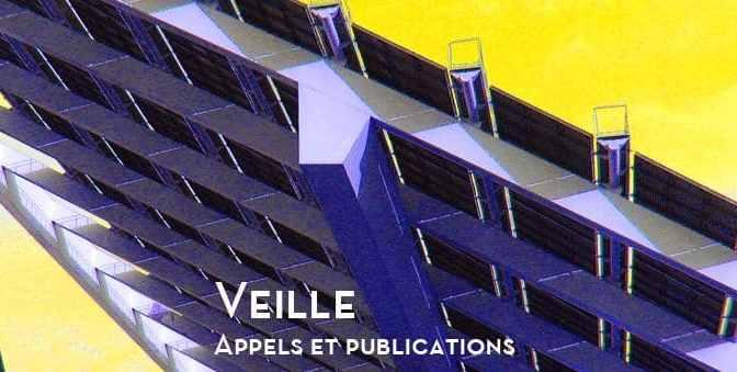 Appels à contributions et nouvelles publications