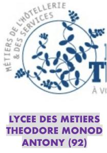 Concours De l'École aux Étoiles 2021 – Le lycée des Métiers Théodore MONOD d'Antony finalistes