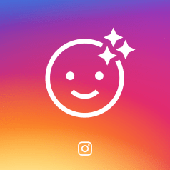 Instagram Face Filters launch tile