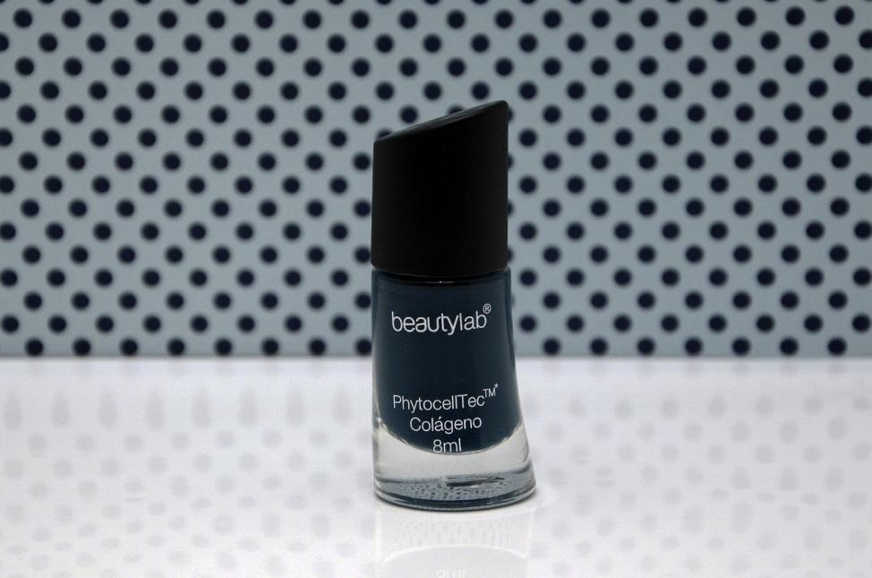 Resenha: Esmalte Beautylab Blue Chic
