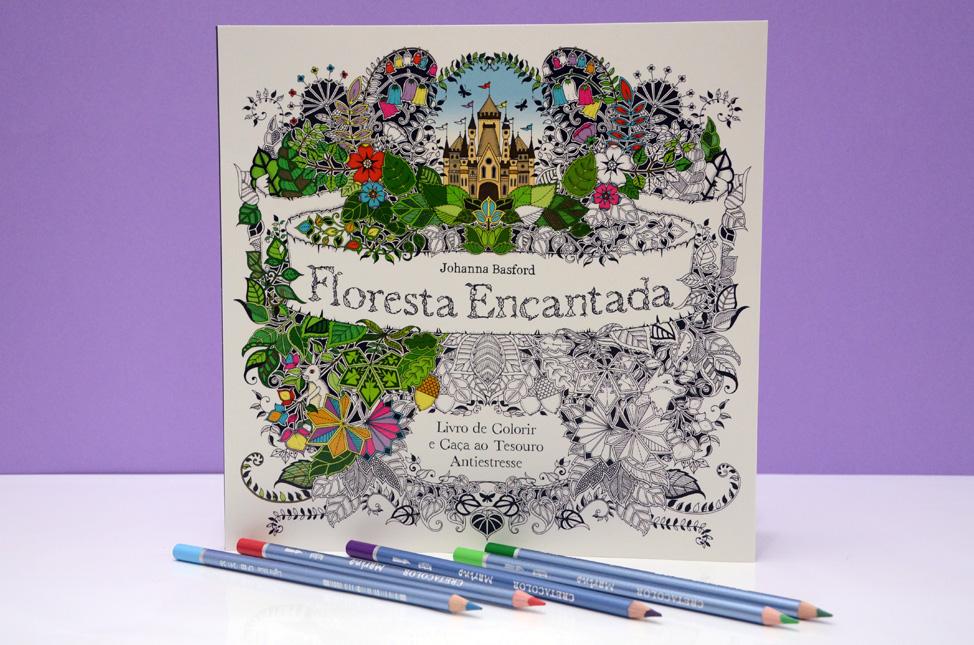 Resenha: Livro Floresta Encantada
