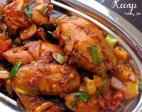 resep ayam kecap sederhana
