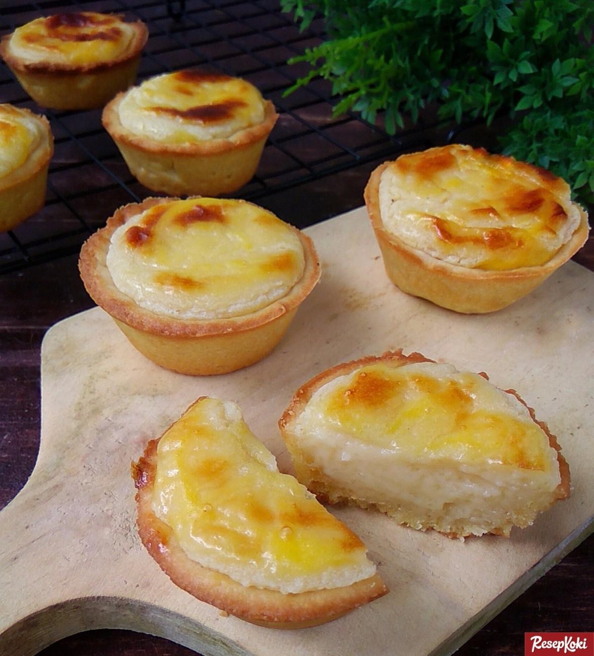 Cheese tart lezat jepang