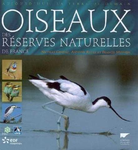 livre: Oiseaux des Réserves Naturelles de France