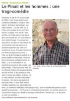 Le Pinail et les Hommes, Nouvelle République