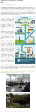 Adaptation au changement climatique, DREAL