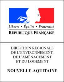 Logo DREAL Nouvelle-Aquitaine